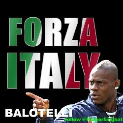 """Mario Balotelli: FORZA ITALY """"Super Mario"""""""