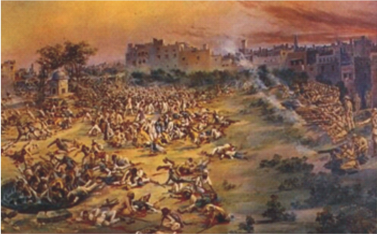 jallianwala bagh massacre The jallianwala bagh massacre, also known as the amritsar massacre, was named after the jallianwala bagh (garden) in amritsar, where, on april 13, 1919, british indian army soldiers opened fire on an unarmed gathering of men, women and children.