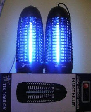 Lampu Perangkap Amp Pembasmi Nyamuk