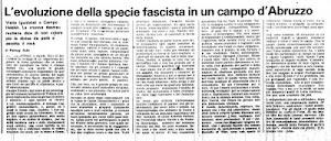 IL MANIFESTO DEL 20 LUGLIO 1980