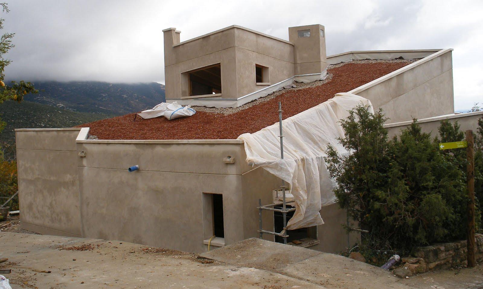 Construyendo la casa bioclim tica octubre 2011 for Construccion de casas bioclimaticas