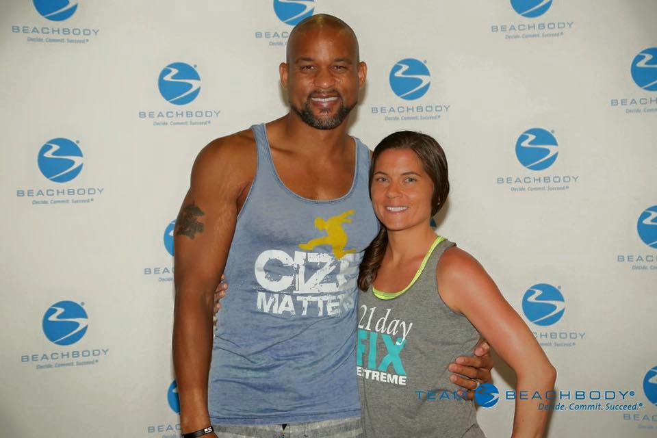 beachbody success club trip, live workout, Shaun T, T25, Insanity Max 30, Jaime messina