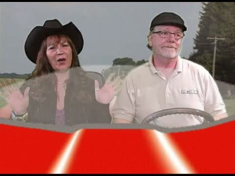 Sweet Swine County citizens join Jeff as he travels through Our Story country.