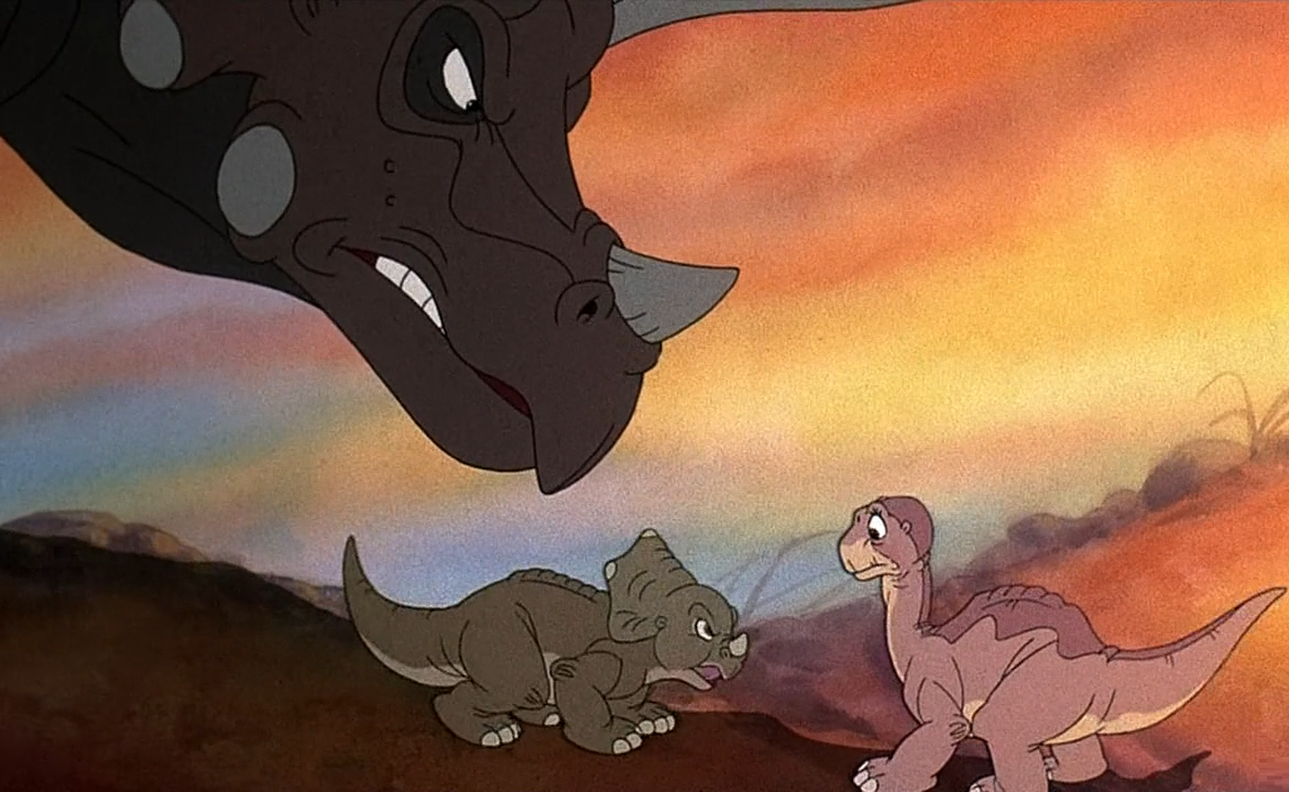 Disney Parks Blog The Land Before Time 1988