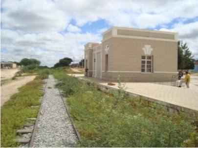 Estação Ferroviária de Carnaíba