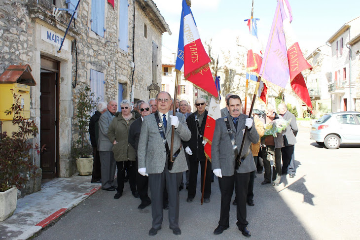 COMMEMORATION DU 19 MARS 1962
