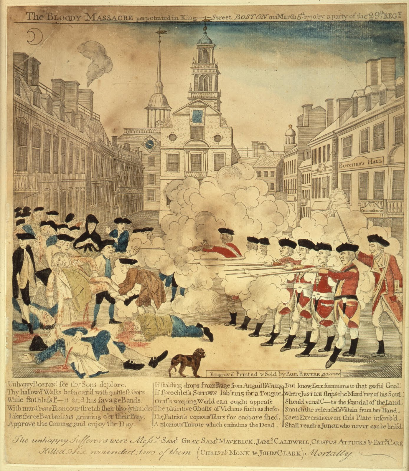 the importance of the boston massacre as the first battle of the revolutionary war