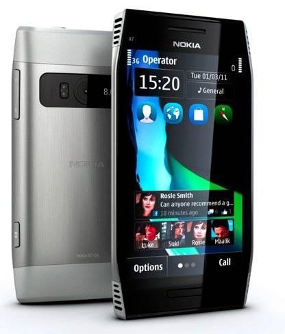 ultimo modelo celular nokia:
