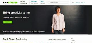 crowfunding kickstarter