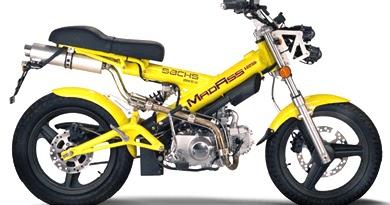 MOTOR KU: Minerva Sachs SuperMoto 250 Mendapat Sambutan