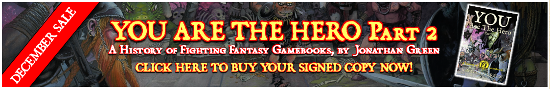 YOU ARE THE HERO Part 2 December Sale