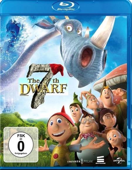 ดูการ์ตูน The 7th Dwarf ยอดฮีโร่คนแคระทั้งเจ็ด