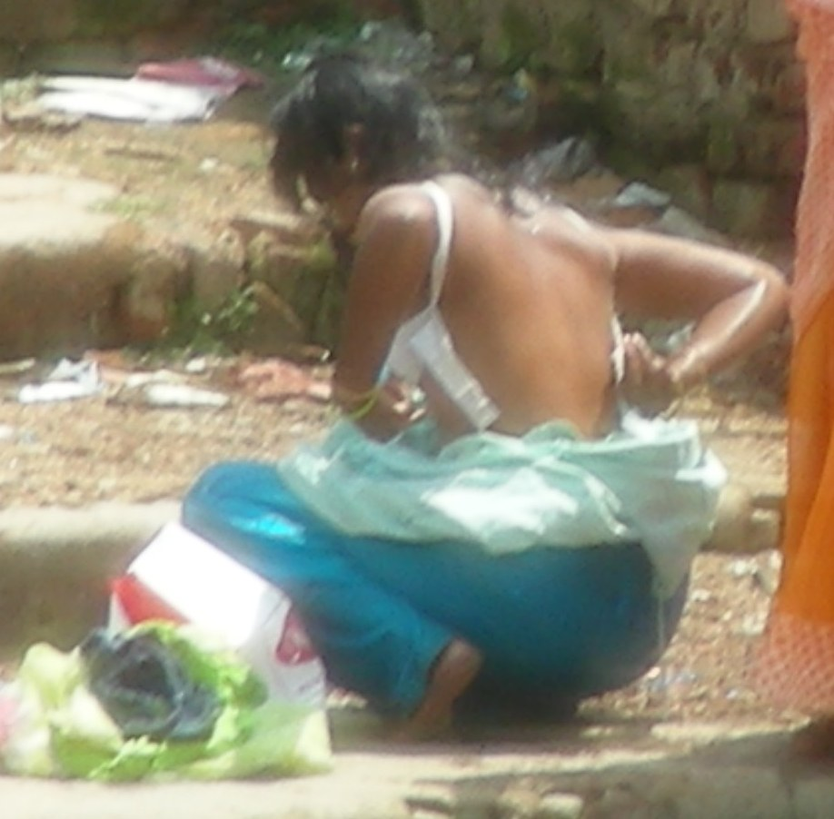 indian women bathing voyeur