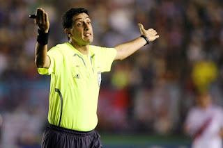 Árbitros Cuartos Final de Copa América