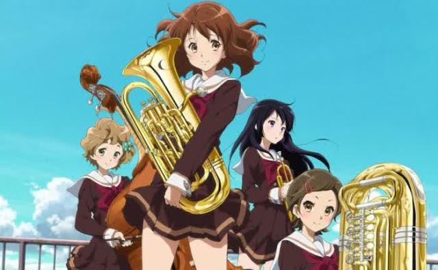 Anime 'Hibike! Euphonium' Dapatkan Film Layar Lebar Dan Sebuah Sekuel