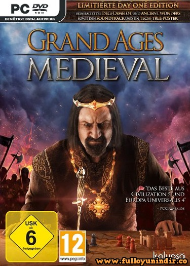 Grand Ages Medieval - RELOADED