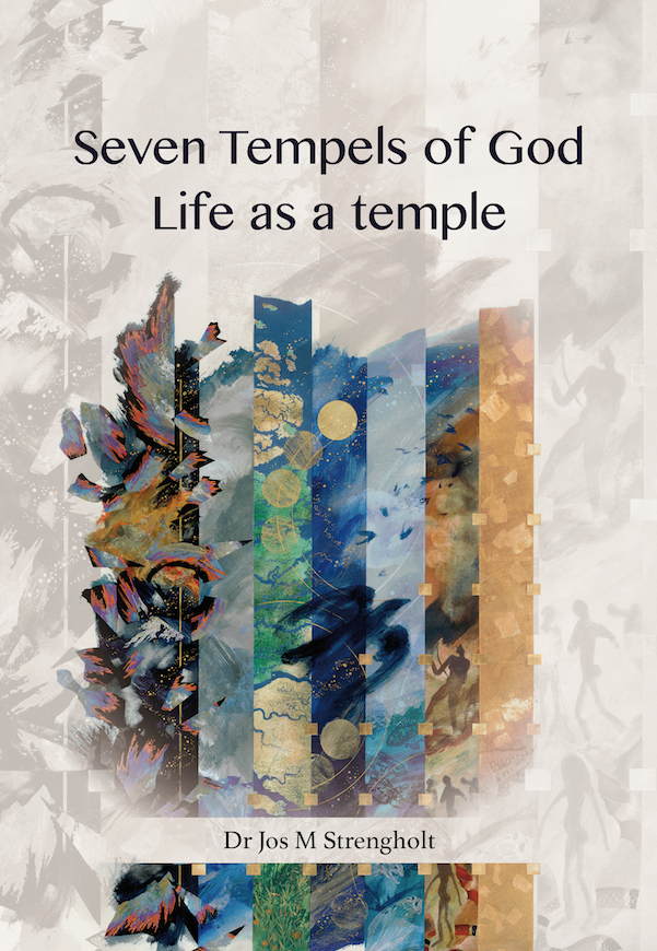 Seven Temples of God in the Bible: 12.50 euro incl verzendkosten binnen Nederland