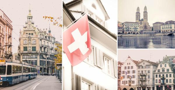 Zürich Impressionen