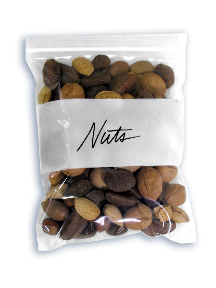 Snack Size Bag Of Nuts