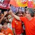 Ricardo diz que buscará apoio do PMDB e revela apoio a Dilma