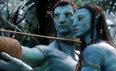 Escena de la película Avatar, de James Cameron