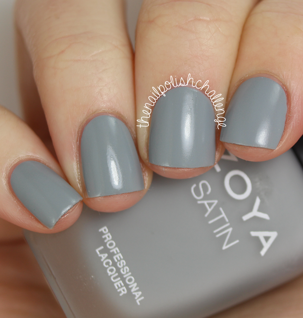 Zoya Tove Swatches The Nail Polish Challenge