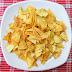 Komposisi Bahan Makanan dalam Keripik