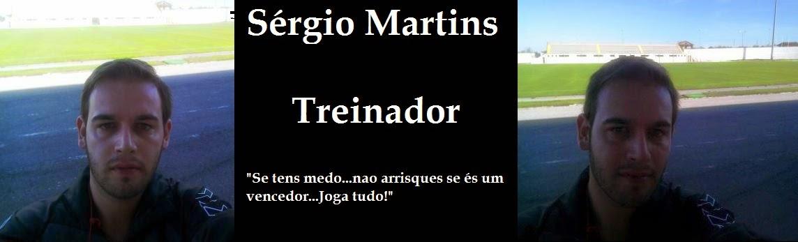 Sérgio Martins Treinador