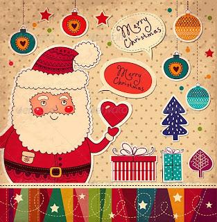 Thiệp chúc mừng giáng sinh