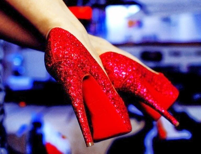 gleire calçados, ribeirão preto, blog de moda, mulher e sapatos, sapato vermelho, outono inverno 2014