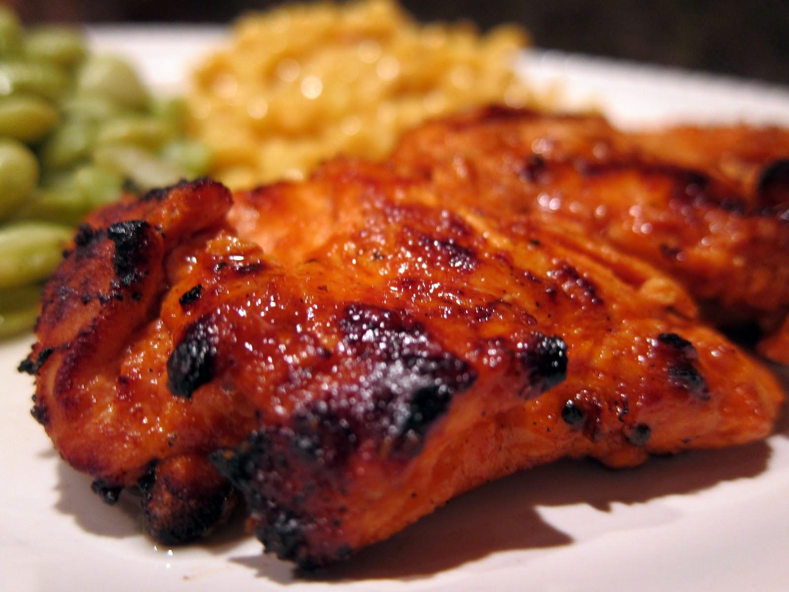 recipe: hot chicken marinade for grilling [32]
