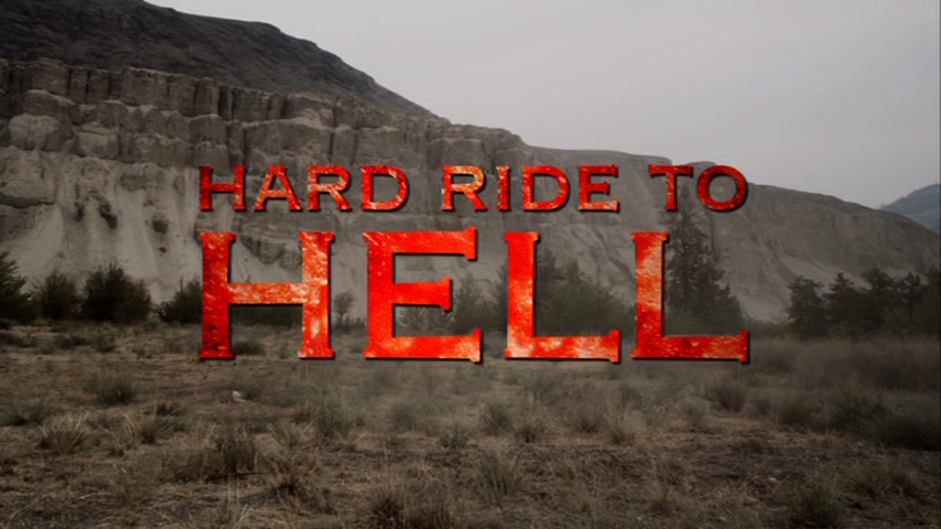 Hard Ride to Hell (The Family Jensen, Book 4) by William W. Johnstone, J. A. Joh