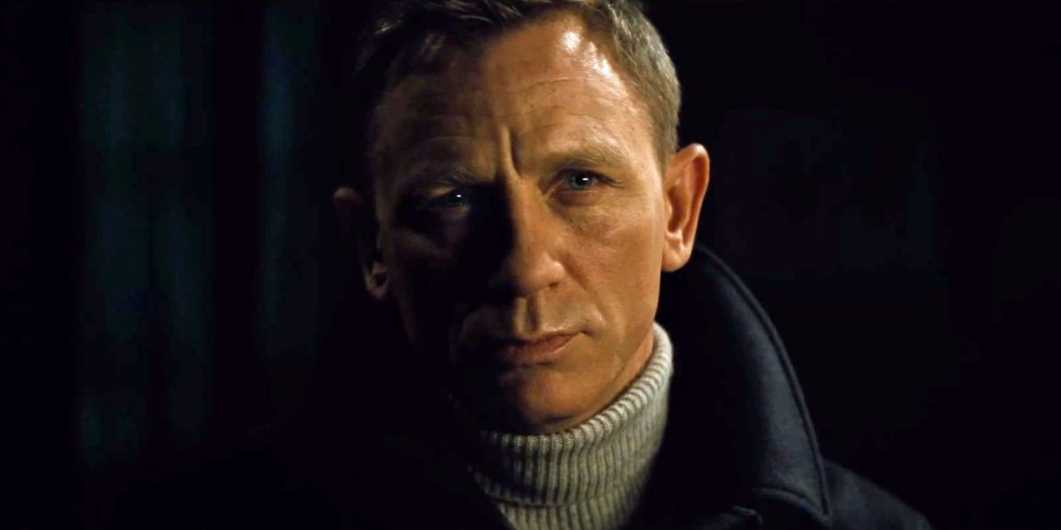 Daniel Craig High Resolution