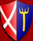 Pitchfork Coat of Arms