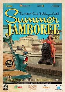 Summer Jamboree #15: il programma!