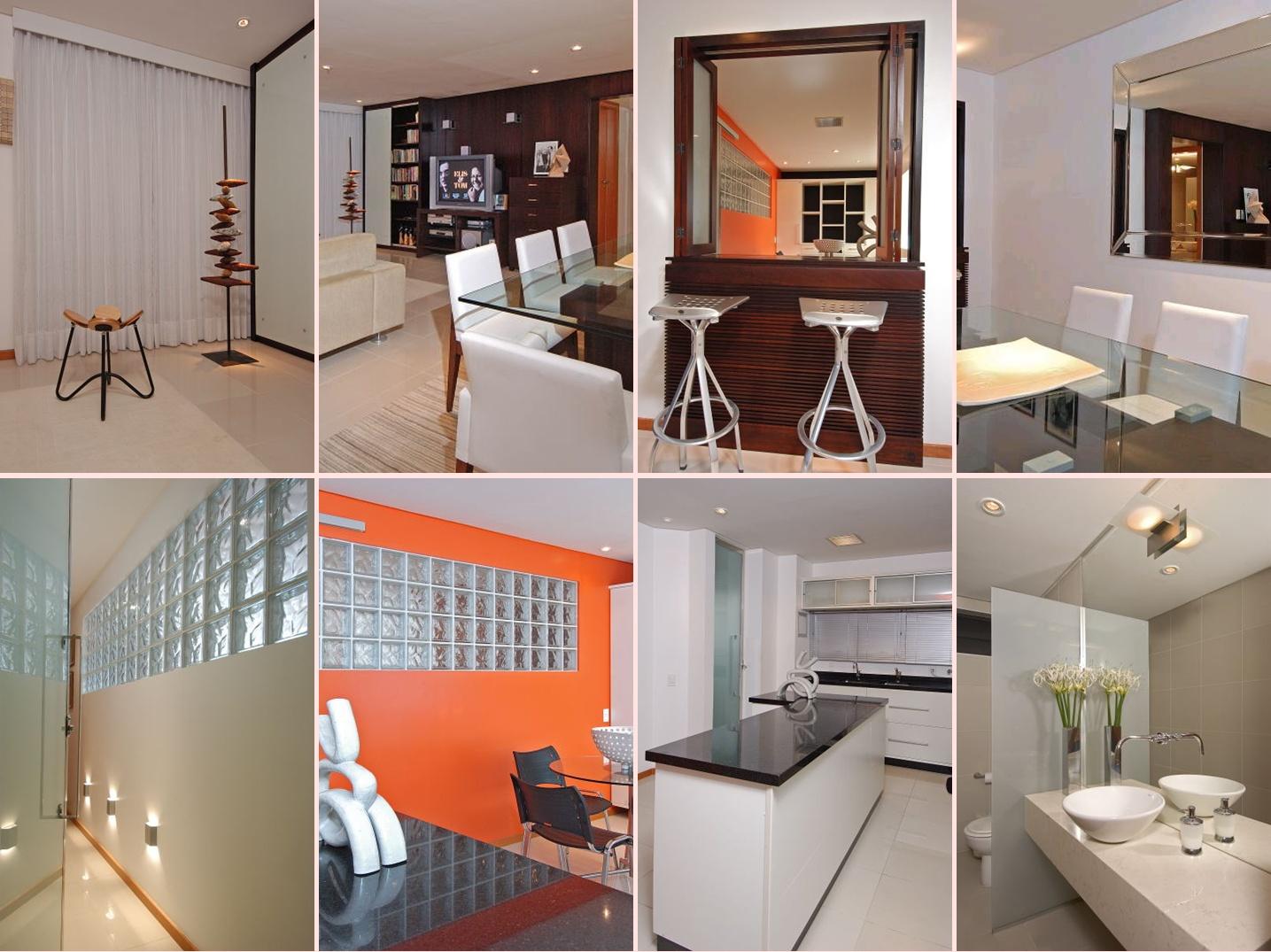 art & design Decoração de interiores Projetos: Moradia e o luxo  #B64115 1435 1075