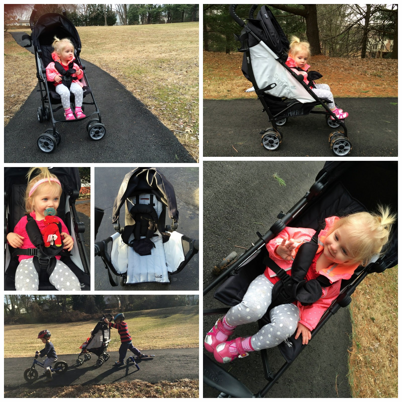 Summer Infant Flip Stroller || The Chirping Moms