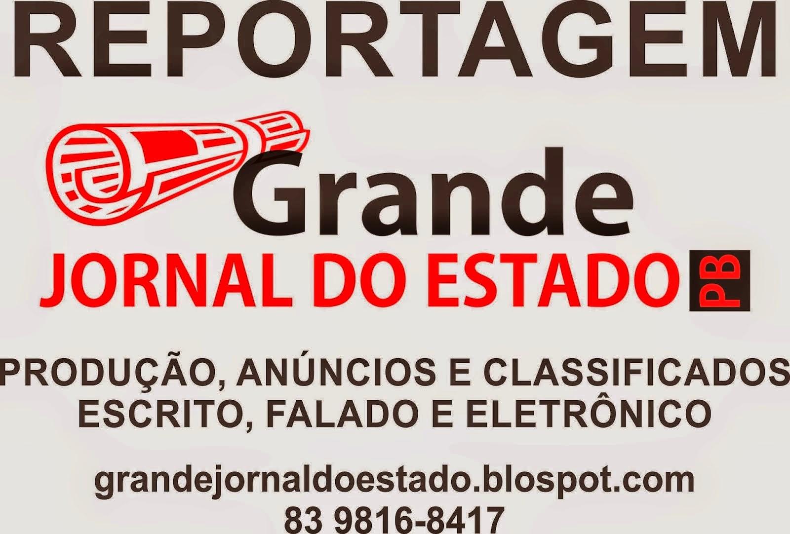 BREVE LANÇAMENTO DOS CADERNOS DO NOSSO GRANDE JORNAL  IMPRESSO  EM ENCARTES
