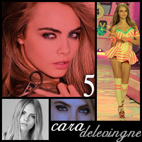 20 Hottest Girls Ever (Part II): 5. Cara Delevingne