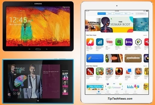 iPad Air vs Tablets