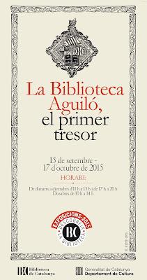 http://www.bnc.cat/Visita-ns/Activitats/Acte-d-inauguracio-de-l-exposicio-La-Biblioteca-Aguilo-el-primer-tresor