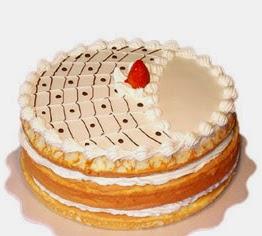 Torta Soufle Sorpresa de Frutas