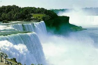 Air Terjun Terindah Di Dunia Niagara