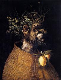 Winter, Giuseppe Archimboldo (1573)