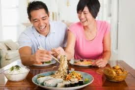 Disfruta y se moderado en los que comes