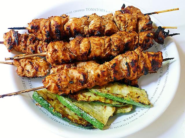 tandoori chicken is typically prepared from a whole chicken ...