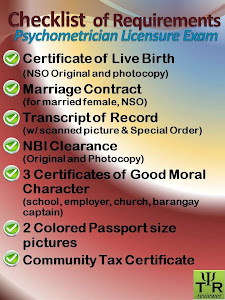Philippine psychometricians licensure exam reviewer sample of sample of certificates of good moral character nbi and other requirements thecheapjerseys Choice Image