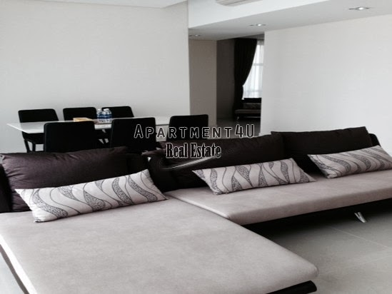 Estella apartment in HCMC 124 sqm/$1300