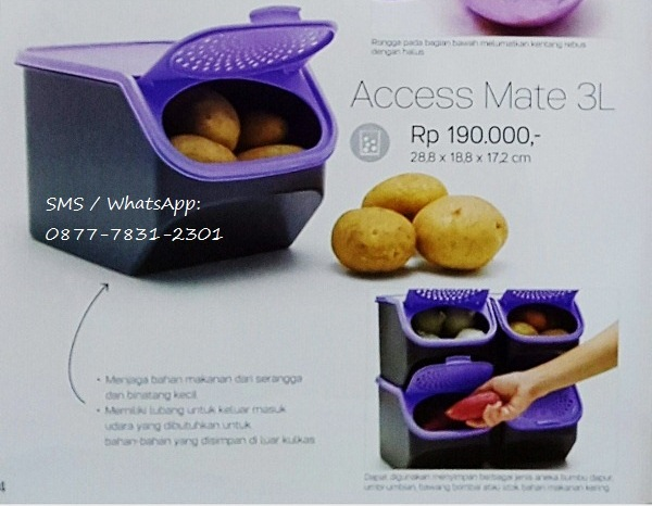 Tupperware Access Mate 3L