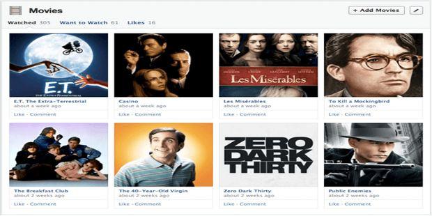 Facebook Zaman Tüneli İyileştiriliyor
